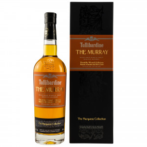 Tullibardine The Murray 2005/2020 - 15 Jahre Double Wood Edition The Marquess Collection