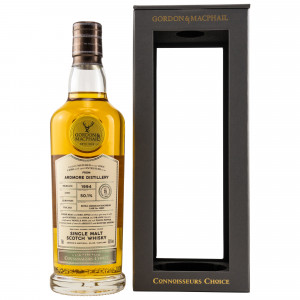 Ardmore 1994/2021 - 26 Jahre Single Refill American Hogshead Cask No. 10889 Connoisseurs Choice (Gordon & MacPhail)