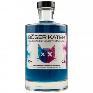 Böser Kater Two Faced Gin