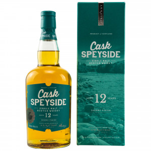 Cask Speyside 12 Jahre Sherry Finish (A.D. Rattray)