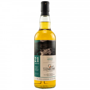 Arran 2000/2021 - 21 Jahre (The Nectar of the Daily Drams)
