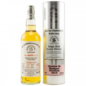 Ardmore 2010/2021 - 10 Jahre Bourbon Barrels No. 800991+ 801001 The Un-Chillfiltered Collection (Signatory)