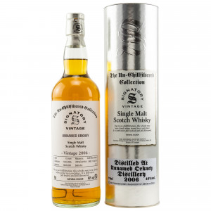 Unnamed Orkney 2006/2021 - 15 Jahre Refill Sherry Butts No. DRU 17/A65#3 The Un-Chillfiltered Collection (Signatory)