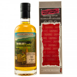 Tomatin 36 Jahre Batch No. 5 (That Boutique-Y Whisky Company)