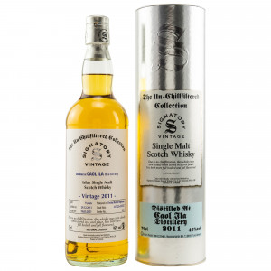 Caol Ila 2011/2021 - 9 Jahre Hogsheads No. 317222+317227 The Un-Chillfiltered Collection (Signatory)