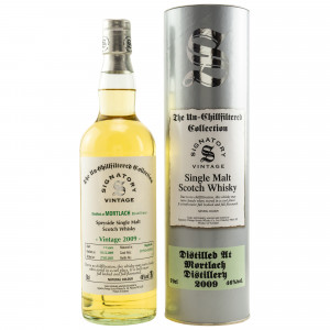 Mortlach 2009/2021 - 11 Jahre Hogsheads No. 317315 + 317319 The Un-Chillfiltered Collection (Signatory)