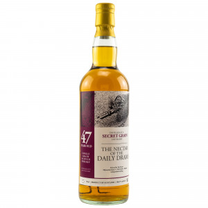Secret Grain 1973/2020 - 47 Jahre (The Nectar of the Daily Drams)