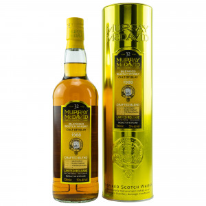 Cult of Islay 1988 - 32 Jahre Sherry + Bourbon Finish Crafted Blend (Murray McDavid)