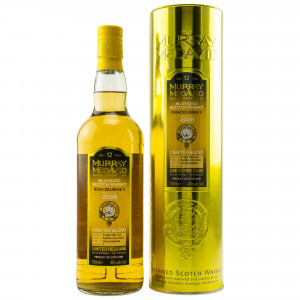 Righ Seumas II 2008 - 12 Jahre Sherry Finish Crafted Blend (Murray McDavid)