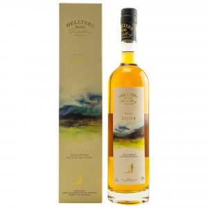 Hellyers Road 2004 - 16 Jahre Single Cask No. 4082.01 Peated