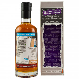 Adnams 7 Jahre Batch 1 (That Boutique-Y Whisky Company)