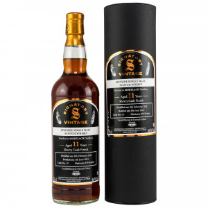 Mortlach 2010/2021 - 11 Jahre Single Cask No. 19 Sherry Cask Finish Germany Exclusive (Signatory)