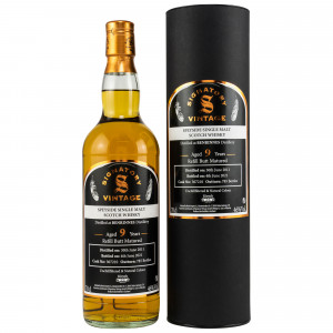 Benrinnes 2011/2021 - 9 Jahre Single Refill Butt No. 307210 Germany Exclusive (Signatory)