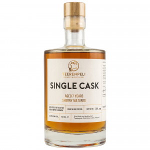Teerenpeli 7 Jahre Single Sherry Cask No. 09122013A Germany Exclusive