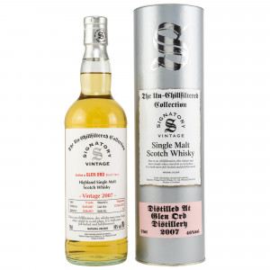 Glen Ord 2007/2021 - 13 Jahre Hogsheads No. 312736+312737 The Un-Chillfiltered Collection (Signatory)