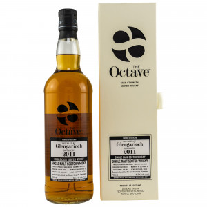 Glengarioch 2011/2021 - 10 Jahre Single Octave No. 4631003 The Octave Germany Exclusive (Duncan Taylor)