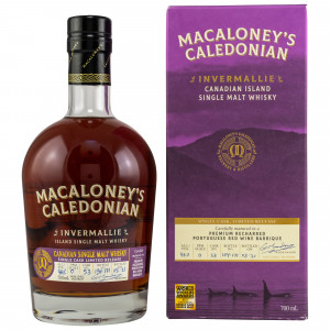 Macaloney's Caledonian Invermallie Single Portuguese Red Wine Barrique No. 53