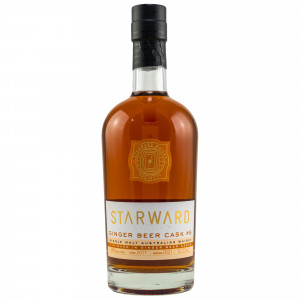 Starward 2017/2021 Projects Ginger Beer Cask Batch 6