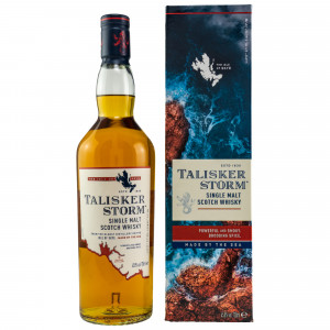 Talisker Storm Made by the Sea