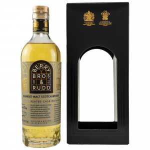Blended Malt Peated Cask Matured (Berry Bros and Rudd)