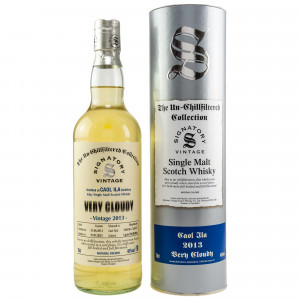 Caol Ila 2013/2021 - 8 Jahre Very Cloudy Hogsheads No. 362930+362937 The Un-Chillfiltered Collection (Signatory)