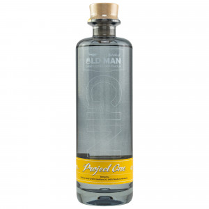 Spirits of Old Man Project One Gin