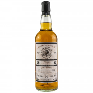 Laphroaig 2011/2021 - 9 Jahre Oloroso Sherry Octave No. 5630973+5630983 Sherry Octave Small Batch bottled for whic.de (Duncan Taylor)