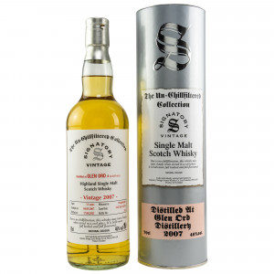 Glen Ord 2007/2021 - 13 Jahre Hogsheads No. 312732+312733 The Un-Chillfiltered Collection (Signatory)