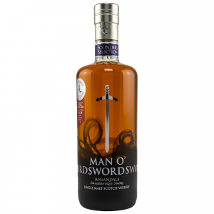 Annandale 2017 Man O' Sword Founders Selection Single Red Wine Cask No. 381