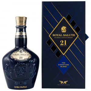 Chivas Royal Salute 21 Jahre The Signature Blend
