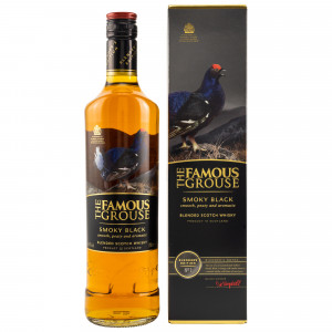 Famous Grouse Smoky Black (mit Geschenkverpackung)