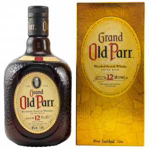 Old Parr 12 Jahre Blended Scotch Whisky (Liter)