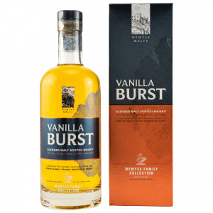 Wemyss Malts Vanilla Burst Blended Malt Family Collection
