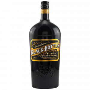 Black Bottle Blended Scotch (Liter)