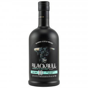 Black Bull 10 Jahre Rum Finish