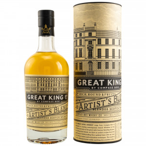 Compass Box Great King St Artist's Blend (Neue Ausstattung)