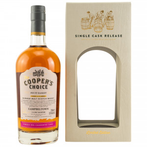 Campbeltown Fruit Basket Pineau des Charentes Cask Finish (The Coopers Choice)