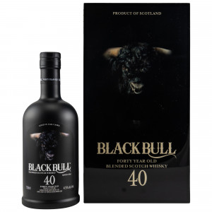 Black Bull 40 Jahre Batch No. 7