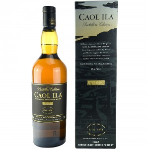 Caol Ila Distillers Edition 2002/2014 Double Matured in Moscatel Cask Wood
