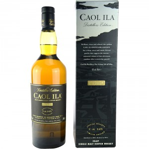 Caol Ila Distillers Edition 2003/2015 Double Matured in Moscatel Cask Wood