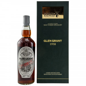 Glen Grant 1958/2013 (Gordon and MacPhail)