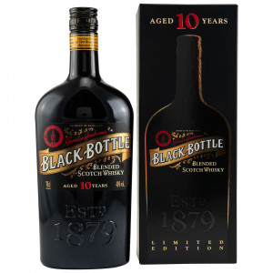 Black Bottle 10 Jahre Blended Scotch (Limited Edition)