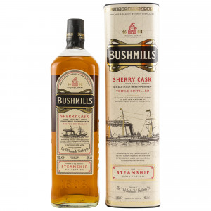 Bushmills Sherry Cask The Steamship Collection #1 (Liter) (Irland)