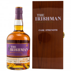 Irishman Cask Strength 2019