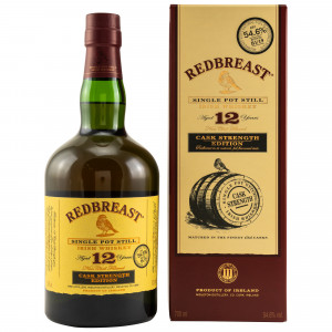 Redbreast 12 Jahre Cask Strength 54,6%
