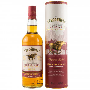Tyrconnell 10 Jahre Port Cask Finish (Irland)