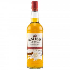 West Cork Original Blend Bourbon Cask (Irland)