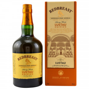 Redbreast Lustau Edition Oloroso Sherry Finish
