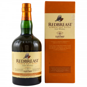 Redbreast Lustau Oloroso Sherry Finish (Irland)