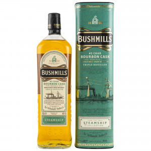 Bushmills Bourbon Cask The Steamship Collection #3 (Liter)